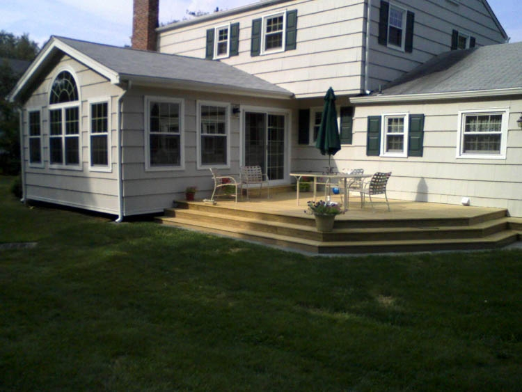 New Jersey Residential home additions contractor